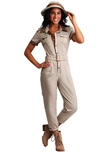 Adult's Zookeeper Fancy Dress Costume Medium (Spider Monkey Kostüm)