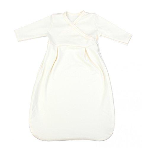 baby-innenschlafsack-100-baumwolle-langarm-innensack-fur-schlafsack-farbe-ecru-grosse-62-68
