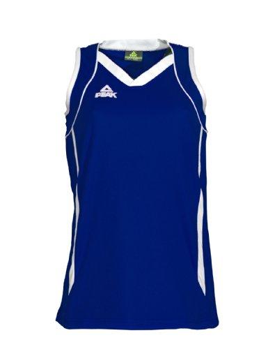 Peak Sport Europe F771102 Team Maillot de sport pour femme Bleu - Bleu