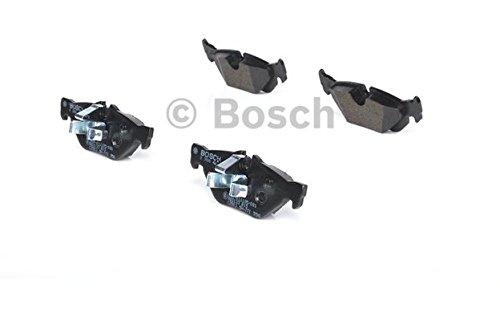 Bosch 09864942724x pastiglie freno posteriore