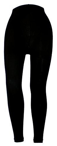 Sveltesse - Legging minceur Absolut Slim Nouveauté 2014 (XXL - 48/50, Noir)