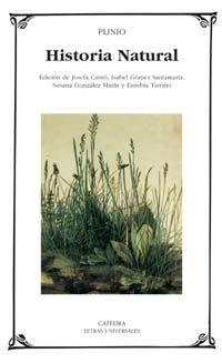 Historia Natural: 331 (Letras Universales) por Plinio