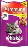 Whiskas Immune System Cat Treats 55g (Pack of 8)
