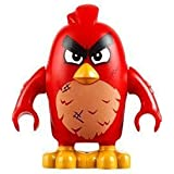 LEGO The Angry Birds Movie Minifigure - Red Bird (75826) by LEGO