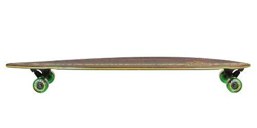 Santa Cruz Longboard Mahaka Rasta, 9.9 x 43.5 Zoll, SANLOBMAHRAS -