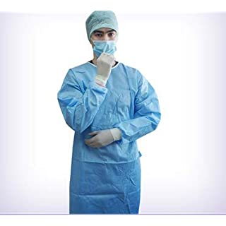ADS Medicare Surgical Gown Kit with Cap and Foot Cover Medical Set of 1 (Medium)