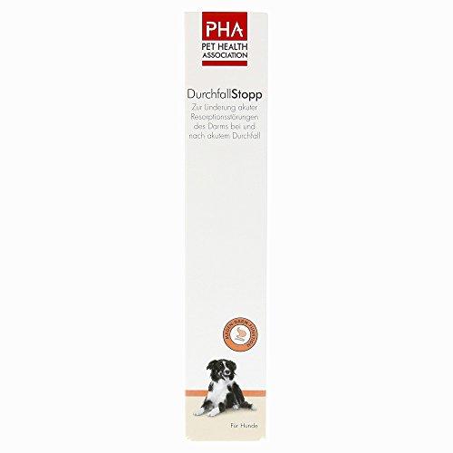PHA Hund, Linderung von Durchfall und Verdauungsstörungen, Paste, DurchfallStopp, 15 ml