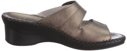 Hans Herrmann Collection 0240047-90, Chaussures femme Or-TR-C3-7