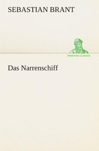 Price comparison product image Das Narrenschiff (TREDITION CLASSICS)