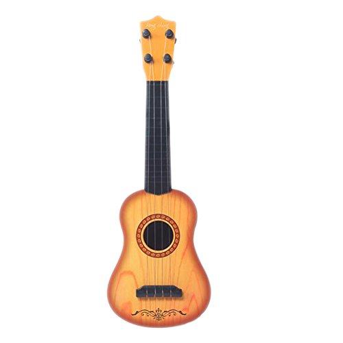 Spielzeuggitarre Ukulele mit lebendigen Klängen Kinder Pädagogische Spielzeug Gitarre Anfänger