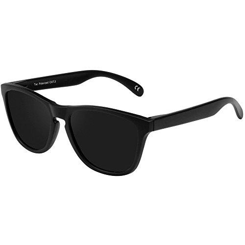 - Schwarze Brille