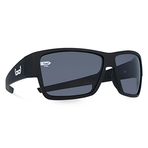 gloryfy unbreakable eyewear Sonnenbrille G14 black POL, schwarz