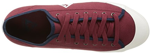 Le Coq Sportif Estoril Cvs Bbr, Unisex-Erwachsene High-Top Sneaker Rot (Ruby Wine)