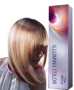 Illumina Couleur crème Coloration permanente Couleur 8/1 60