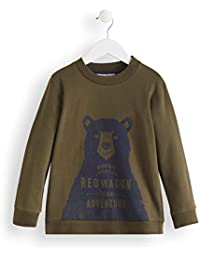 RED WAGON Jungen 'Bear'-Pullover