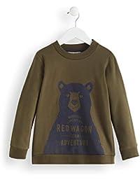RED WAGON Jungen 'Bear'-Pullover