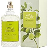 4711Acqua Colonia Lime & Nutmeg by 4711Eau De Cologne Spray 5.7oz