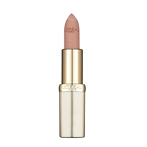 L'Oréal Paris Color Riche Lippenstift, 116 Charmant Gold - Lip Pencil mit edlen Farbpigmenten und cremiger Textur - unglaublich reichaltig und pflegend, 1er Pack (Golden Brown Lippenstift)