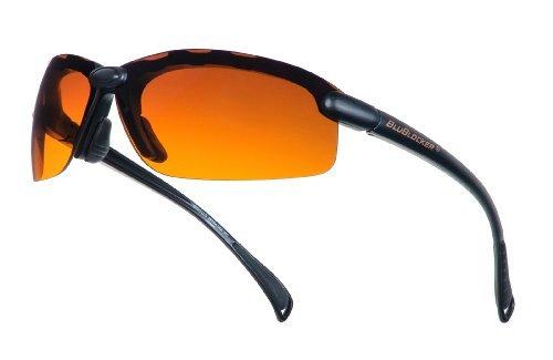 BluBlocker Offizielle Sonnenbrille von Águila Schwarz Groß