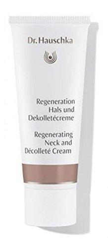 Dr. Hauschka Regeneration Hals und Dekolletécreme unisex, straffende Pflege, 40 ml, 1er Pack (1 x 60 g)