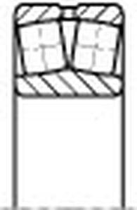 SNR Pendelrollenlager 23134EAW33