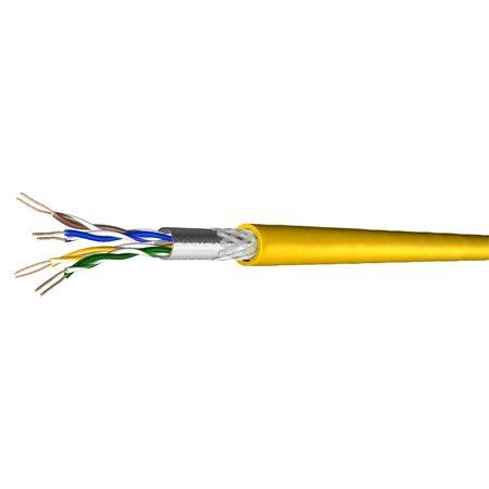 draka-patchkabel-uc300-hs26-cat-5e-sf-utp-bisherige-bezeichnung-s-ftp-gelb-500-m-einwegtrommel
