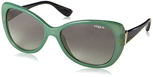 Vogue Gradient Butterfly Women'S Sunglasses - (0Vo2819S21191158|57. 7|Gray Gradient) image