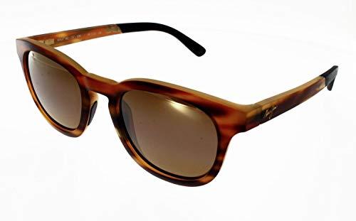 Maui Jim Sonnenbrille, polarisiert, Koko Head, matt, Unisex, Index 3, Polarizedplus 2, Flexbügel