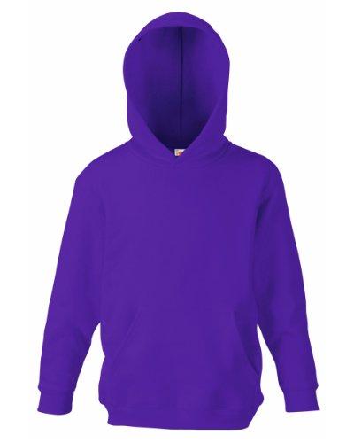 FOTL Kinder Kapuzen schwitzt Violett - Violett