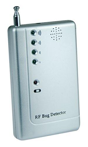 RF Wanzenfinder Wanzendetektor Signalfinder Detektor Bug Detector Wanzensuchgerät Spionfinder anti Funkkamera von Kobert – Goods