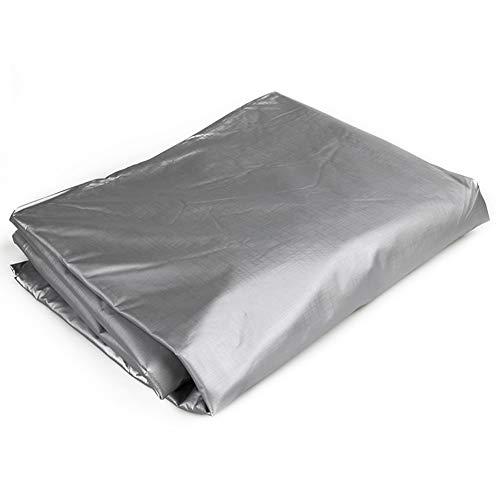 YANZHEN Housse Protection Salon De Jardin Écran Solaire Lavable De Table De Billard Tissu Oxford Très Épais Anti-déchirure, Taille 4 (Color : Silver, Size : 280x160cm)