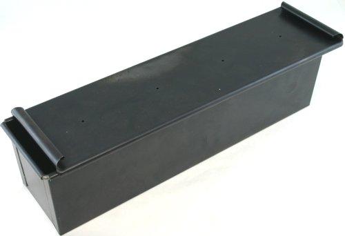 Paderno 41748–40Schale Carre mit Deckel, 40cm, Eisen