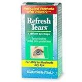 Refresh Tears Eye Drops - 15 ml