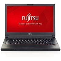 Fujitsu Lifebook E544 VFY:E5440M25A1DE39,6 cm (15,6 Zoll) Notebook (Intel Core i5-4210M, 3,2GHz, 8GB RAM, 128GB SSD, DVD, Win 8) schwarz