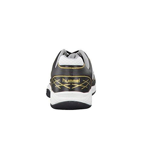 HummelOMNICOURT Z4 TROPHY - Scarpe Sportive Indoor Unisex – Adulto Bianco - bianco