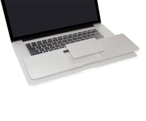 Moshi 99MO012210 PalmGuard Case für Apple MacBook Retina 38,1 cm (15 Zoll) mit Trackpad Protector (Apple Trackpad Protector)