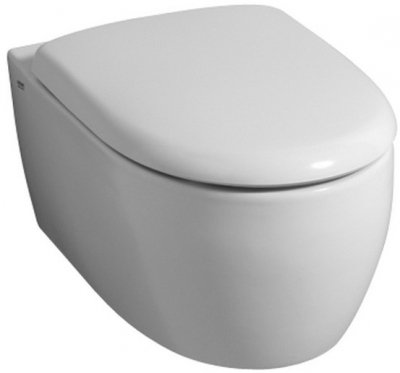 Preisvergleich Produktbild Keramag - 4U / iCon Wand-Tiefspül WC - ohne Spülrand, Keratect-Beschichtung - 203460600