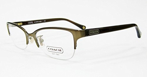 Coach Brille HC 5046 9154 sandbraun 50 mm