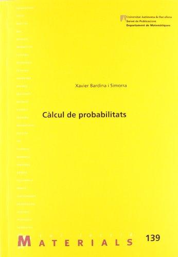 Càlcul de probabilitats (Materials)