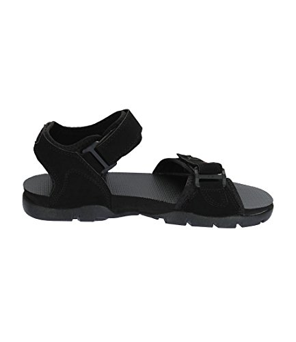 SPARX MEN BLACK SPORTS SANDAL 101 (7)  available at amazon for Rs.749