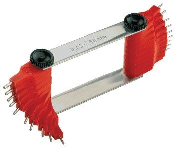 kayser-juego-de-galgas-para-chicles-20-varillas-045-15-mm