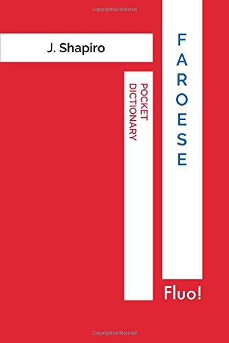 Faroese Pocket Dictionary por John Shapiro