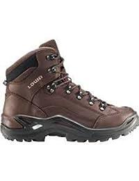 Lowa Renegade Gtx Mid, Stivali da Escursionismo Alti Uomo, Marrone (Sepia/Sepia 4554), 41.5 EU