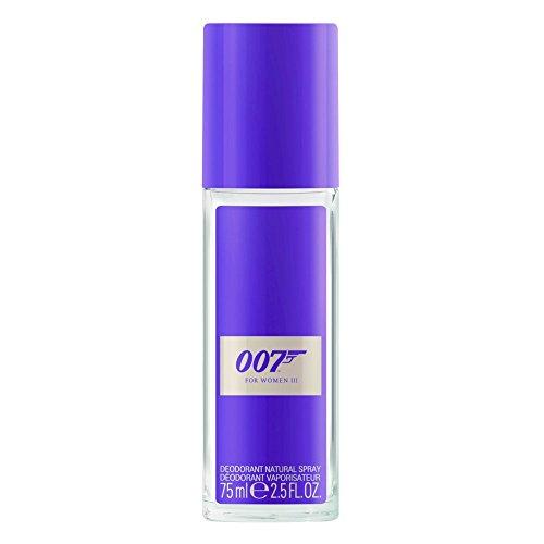 James Bond 007 for Woman III Deodorant, 1er Pack (1 x 75 ml)