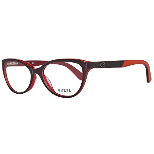 Montures Optiques Guess GU2509 C52 048 (shiny dark brown   ) a6fb4778b3df