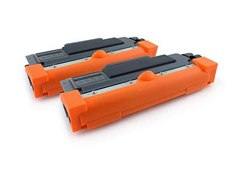 Green2Print Toner Toner Set, 2 cartucce 2600 pagine sostituisce Brother TN-2320 Toner per Brother DCP-L2500D, DCP-L2520DW, DCP-L2540DN, DCP-L2560DW, HL-L2300D, HL-L2340DW, HL-L2360DN, HL-L2365DW,