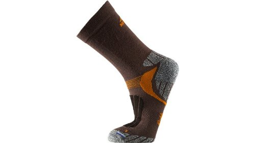 MC KINLEY Chaussettes Pasquin-Anthracite/Bleu Brown Brown/Orange 45-47