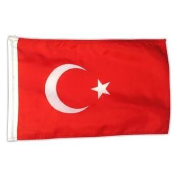 Türkei Banner türkische Fahnen Flaggen 30x45cm