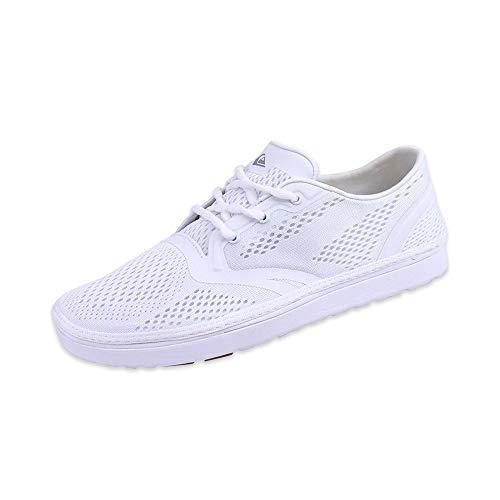 Quiksilver Herren Sneaker weiß 47