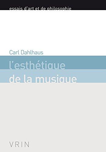 L'esthétique de la musique